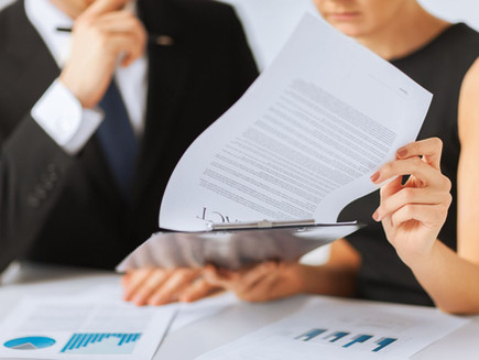 Why you need written agreements with your business partner!