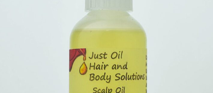 Scalp Oil
