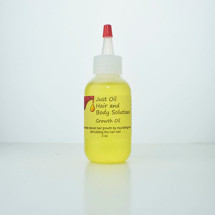 Growth Oil (Now Lightly Scented)