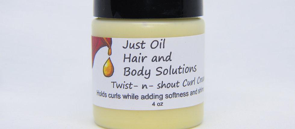 Twist-n-Shout Curl Cream