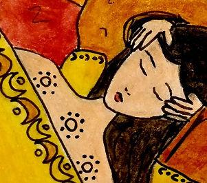 Massage, Andréa Lapierre-Antoniotti, Massage enchanté, musicothérapie, Massage Lyon, Massage visage