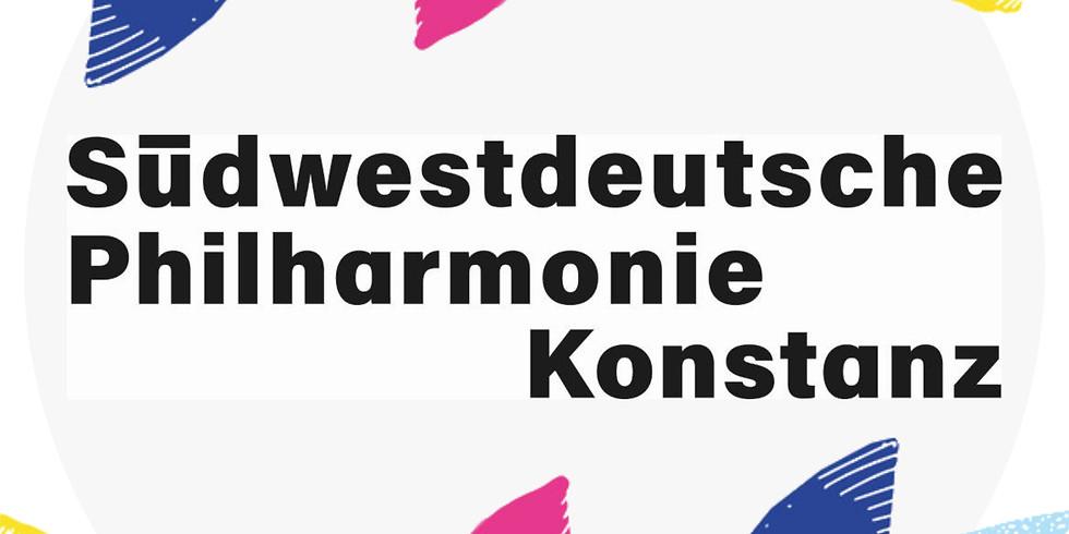 Percussion-Trio und Bibi Quintettt   Südwestdeutsche Philharmonie