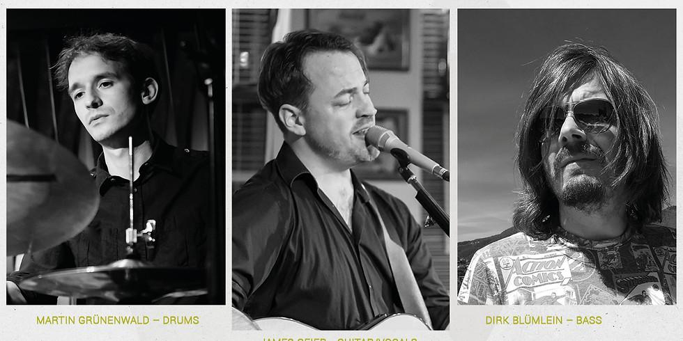 James Geier Trio | Kantine Kn