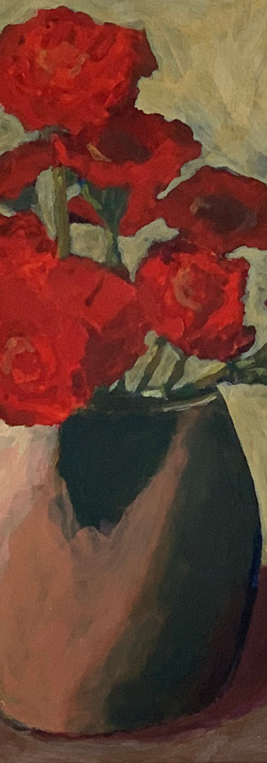 Flowers E (Carnation Red)