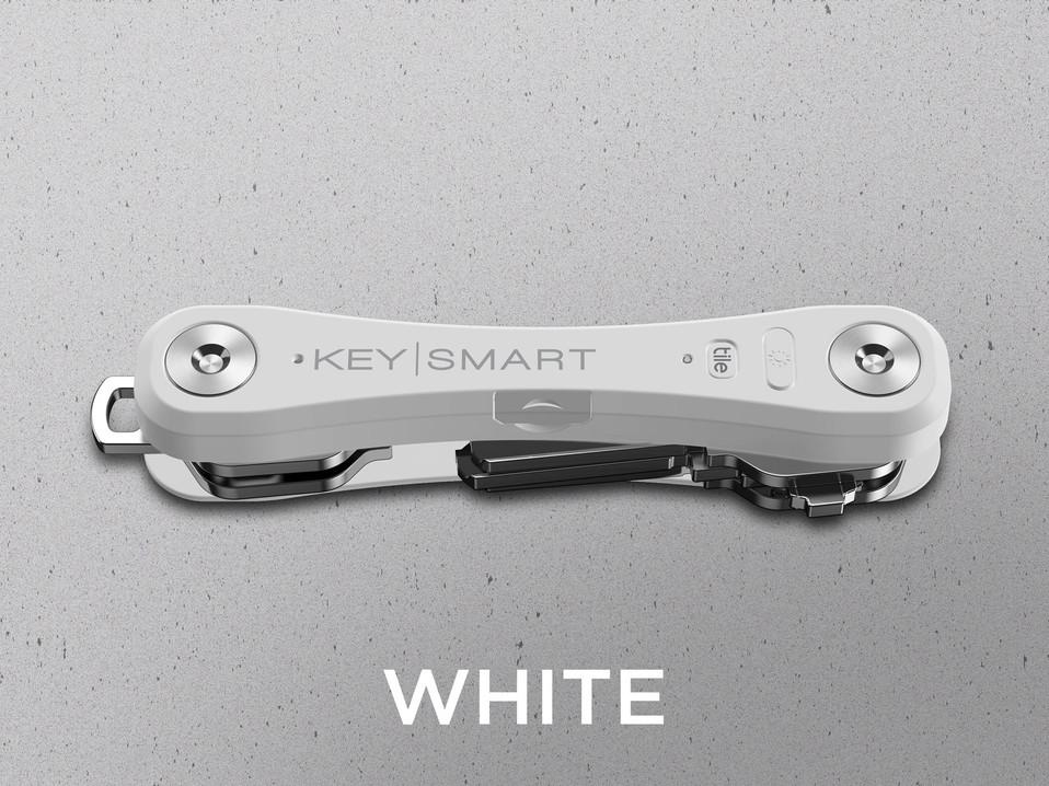 KeySmart Pro_White