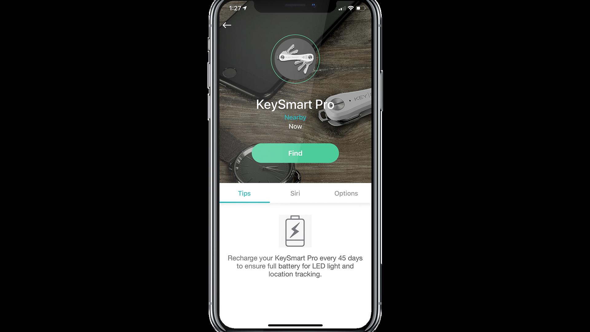 Find KeySmart