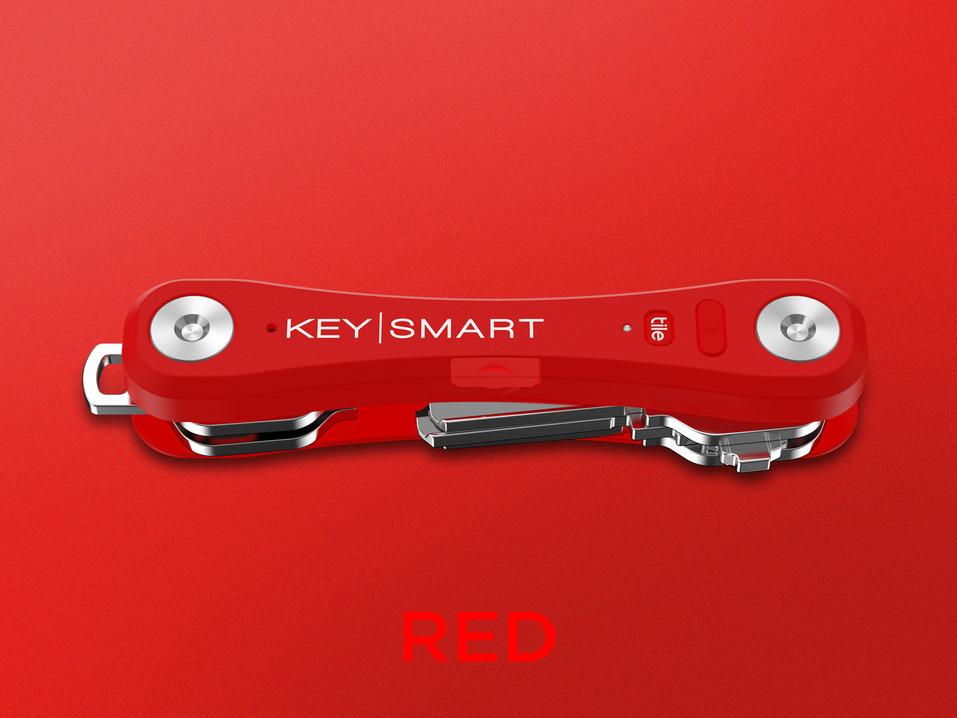 KeySmart Pro_Red