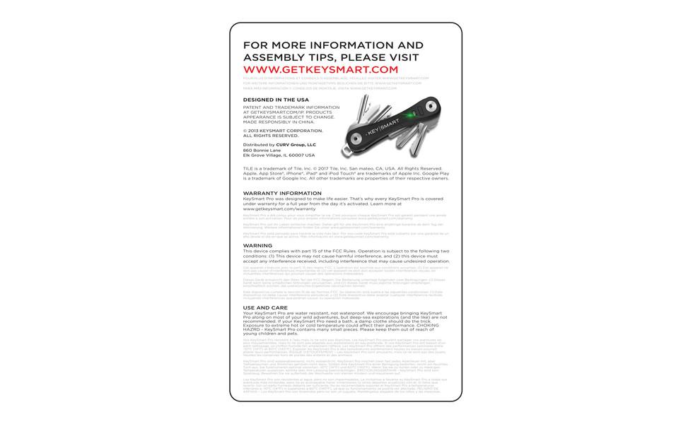 KeySmart-Pro_Packaging_Instruction-Bookl