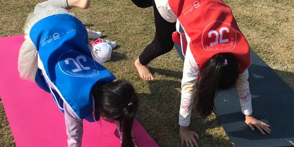 讓孩子玩出與眾不同的能力!Starting New At Golf and Yoga