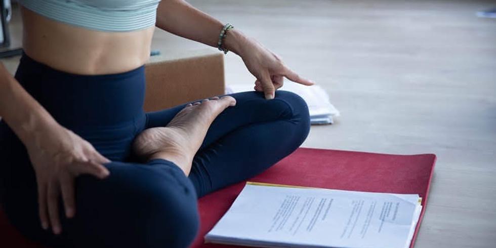 2021 呼吸與瑜珈呼吸控制法認證課程-50hrs