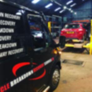 Garage Wigan, Vehicle Breakdown Recovery
