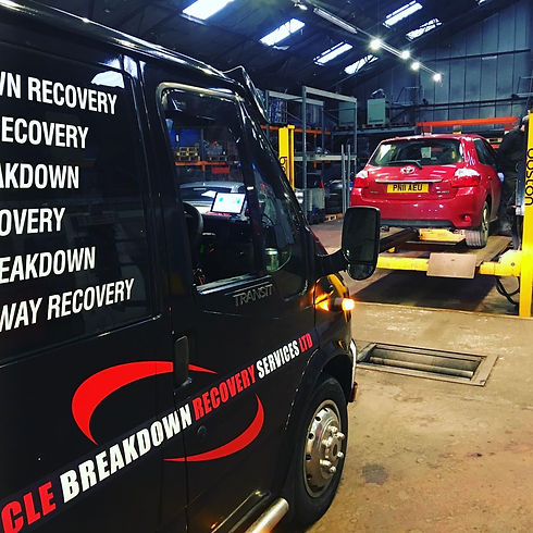 Garage Wigan, Vehicle Breakdown Recovery