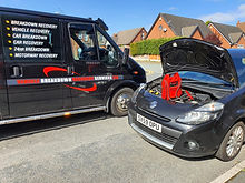 jump start service Wigan, Warrington_