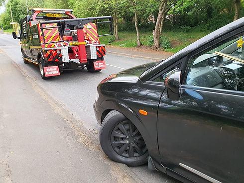 Accident Recovery Service Warrington, Wigan, Liverpool, Preston.JPG