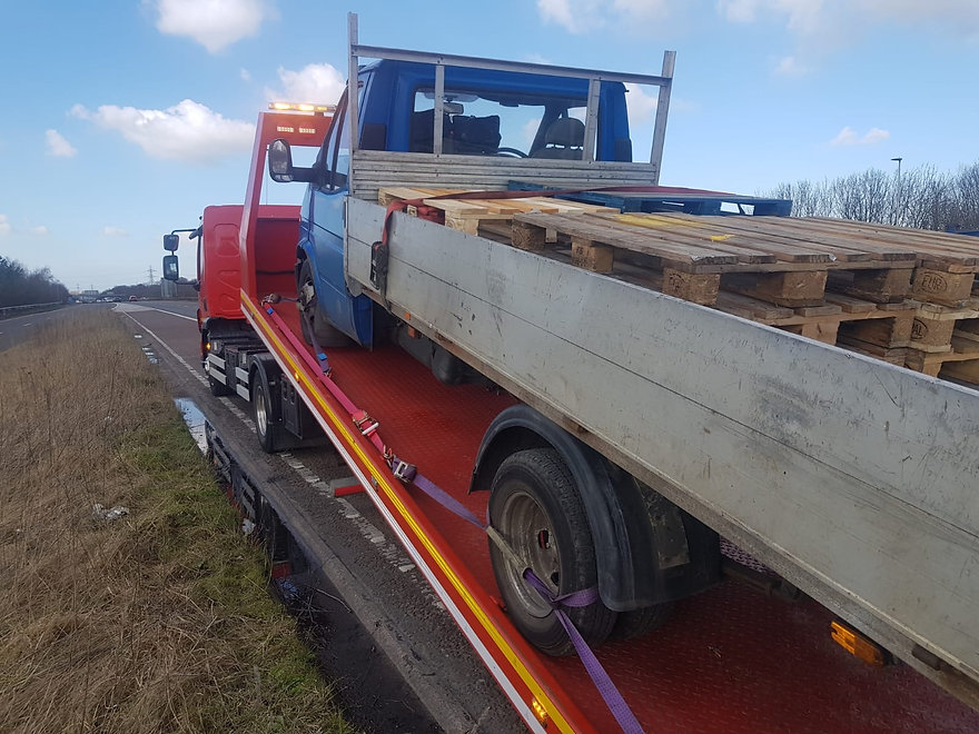 breakdown recovery services