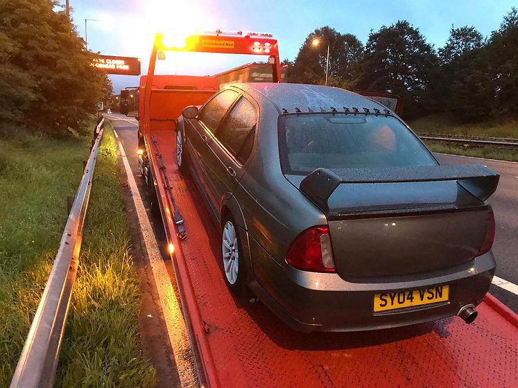 car breakdown recovery service