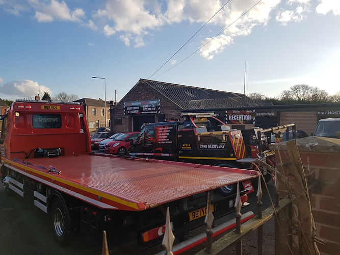 Vehicle Breakdown Recovery Services Ltd