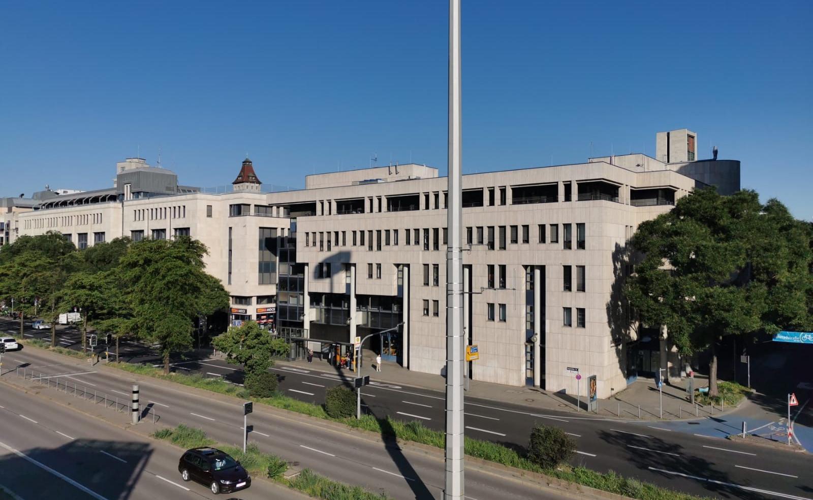Bauvorhaben: Allianz Stuttgart