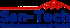 Asbestsanierung | Brandschutzklappensanierung | Gafahrstoffsanierung | Spezialabbruch | San-Tech Gebäudemanagement GmbH Logo
