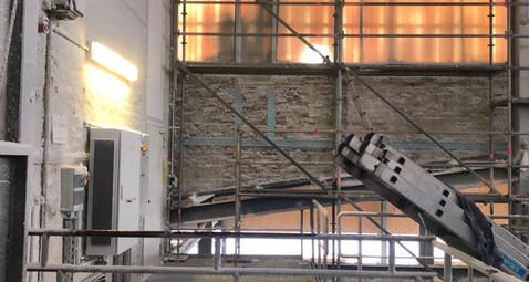 Bauvorhaben K&S Salz Bernburg | San-Tech GmbH Grimma