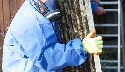 Baustoffe aus Asbestsanierung | SAN TECH GMBH