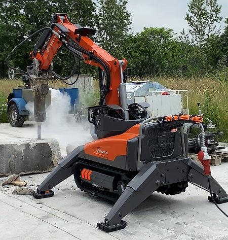 Husquarna DXR-140 Abbruchroboter