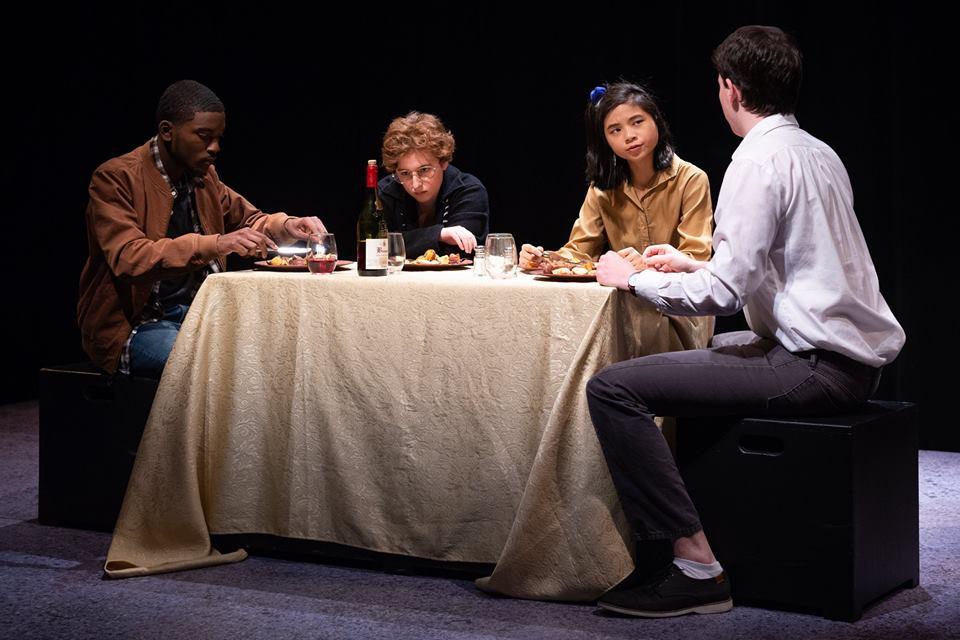 In The Spotlight (opp. Dara Pohl-Feldman, Lizzy Moreno & Colin Archer)