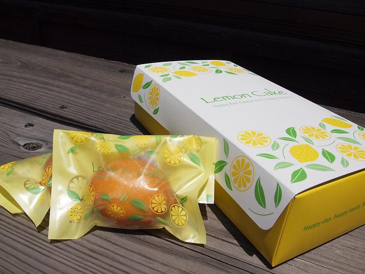 宗像産レモンケーキ (5個入り)