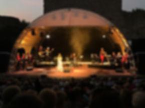 Dunja Rajter und Otti Bauer Band Konzert
