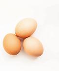 食材のこだわり(卵の写真)