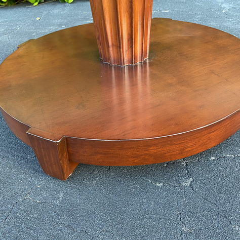 Hotel Table Base at Beach Resort in Sunny Isles - After