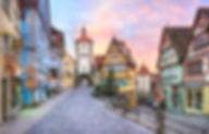 Rothenburg ob der Tauber shutterstock_17