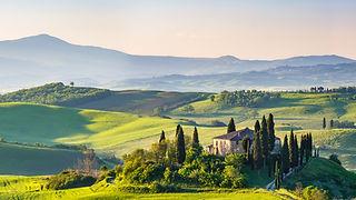 Tuscany Landscape shutterstock_599187065