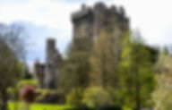 Irish castle of Blarney (shutterstock).j