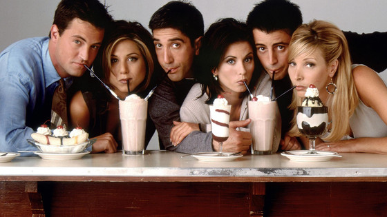 """""""F.R.I.E.N.D.S"""" Review"""