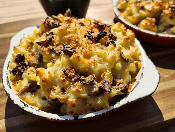 Brisket Mac 'n' Cheese