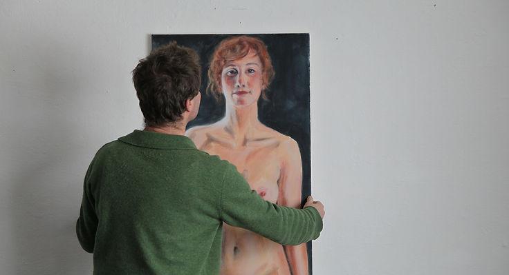 Ausstellungen | Nikolaus Reinecke | mit Gemälde