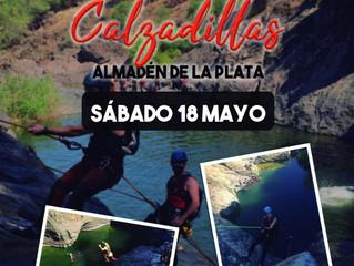 BARRANQUISMO en CALZADILLAS (Almadén de la Plata, Sevila)