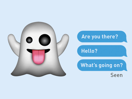 Stop Getting Ghosted with these 2 Phrases