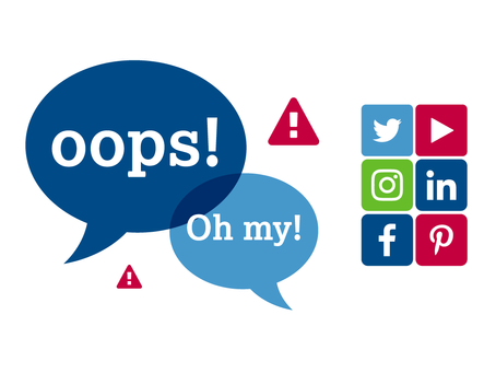 7 Common Social Media Mistakes Businesses Make with their Accounts