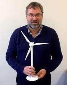 Het belang van windenergie door Bart Bode