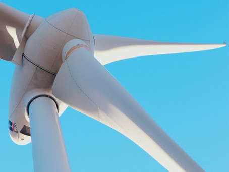 Waarom windturbines?