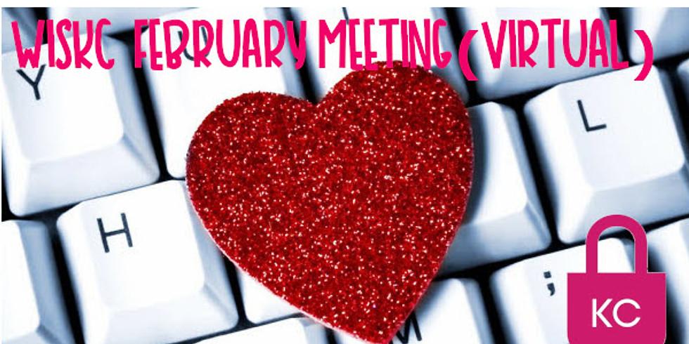 WiSKC February Meeting (Virtual)