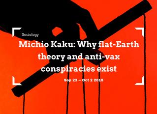 [거인의 영어 #18] Michio Kaku의 영어를 배워 보세요