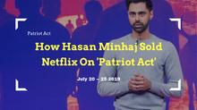 [거인의 영어 #14] Hasan Minhaj의 영어를 배워보세요