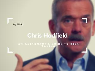 [거인의 영어 #11] 우주 비행사 크리스 해필드