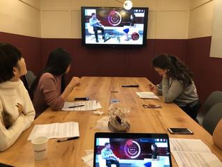 [토크샵 회원 인터뷰 #17] 조수미님 (12개월,해외 사업 담당)