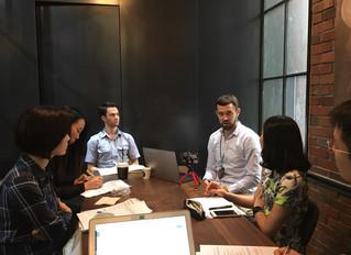 [토크샵 회원 인터뷰 #16] 전성현님 (9개월, IT 컨설팅 및 개발)