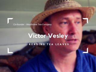 [거인의 영어 #8] Victor Vesely (Co-founder, Westholme Tea Company)