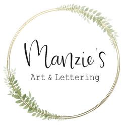 Manzie's Art & Lettering